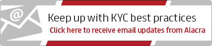Sign up for email updates from Alacra